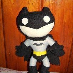 Batman Plushie!
