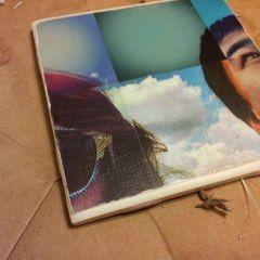 Photograph Coasters