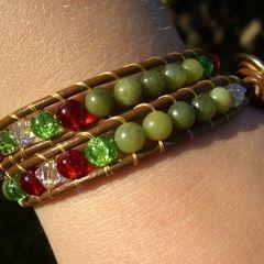 Lu Chan Bracelet South China Jade