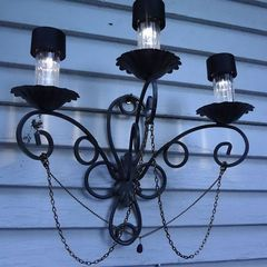 Fancy Outdoor Solar Light
