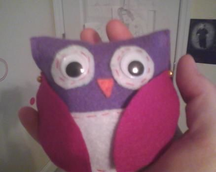 .  Make a bird plushie in under 60 minutes by sewing Inspired by creatures and owls. Version posted by Hannah. Difficulty: 3/5. Cost: Cheap.