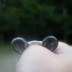 Panda Ears Ring