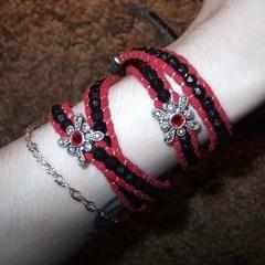 Mermaid Wrap Bracelet