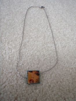 Resin jewelry .  Free tutorial with pictures on how to make a resin pendant in 1 step by jewelrymaking and resinworking with scissors, resin, and jewelry. How To posted by Andrea. Difficulty: 3/5. Cost: 3/5.