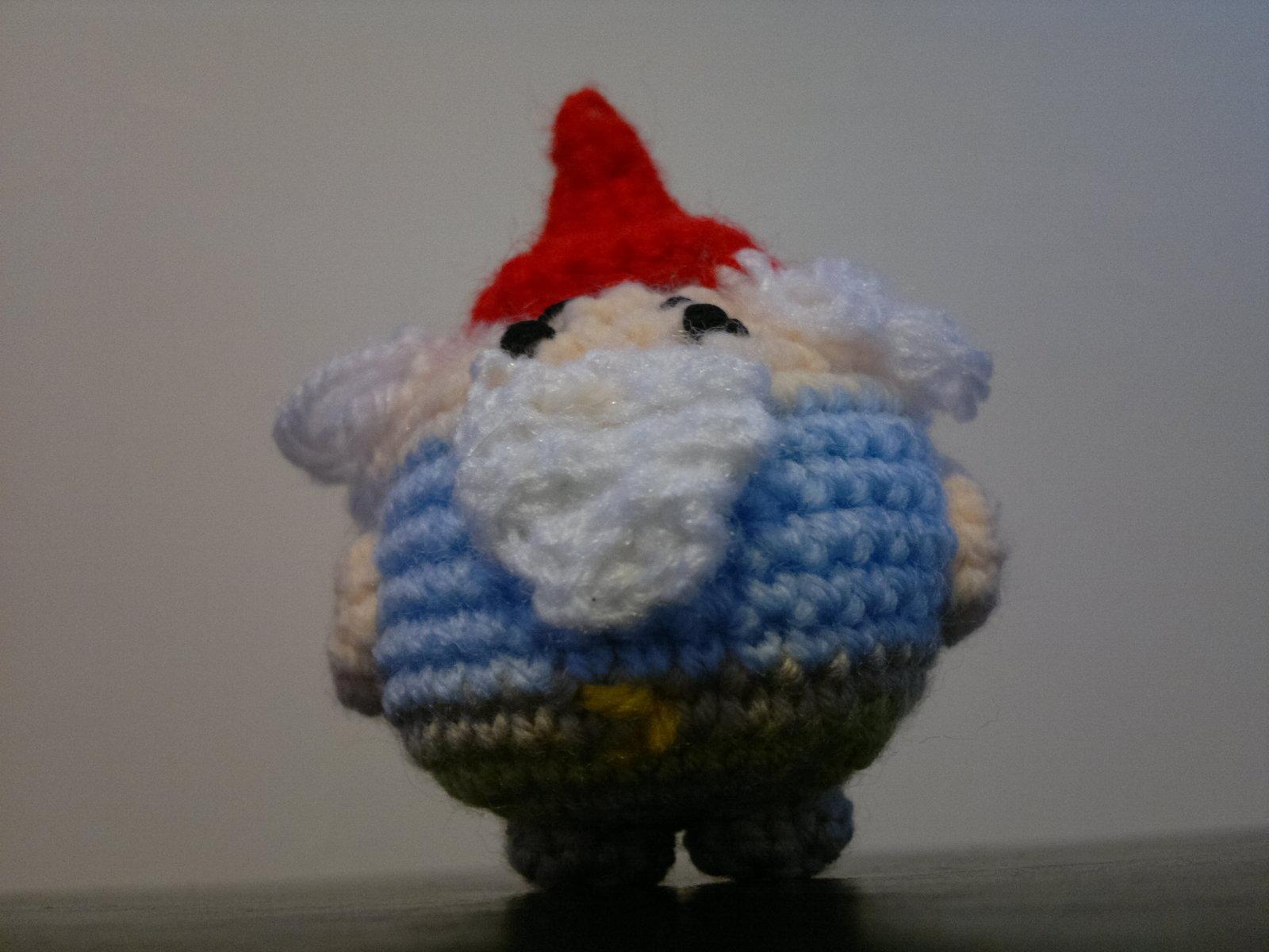 Crochet Christmas Gnome | MissNeriss | 1200x1600