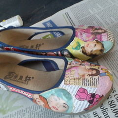 Magazine Shoes
