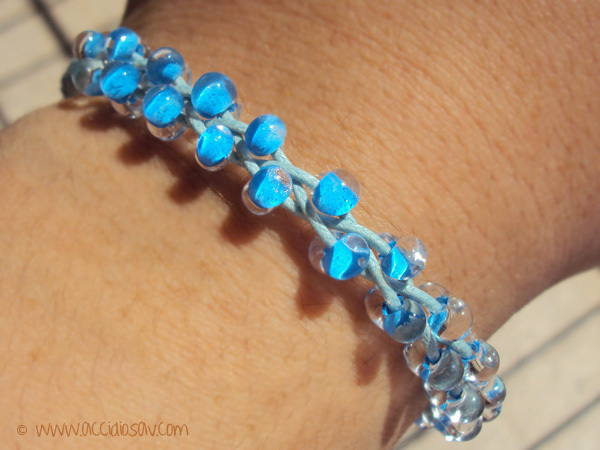 How To Braid Braided Bead Bracelets Craft Tutorials And