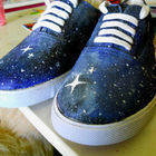 Galaxy Shoes
