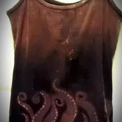 Bleach Print T Shirt + Tips