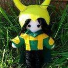 Loki Plushie