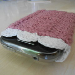 Cell Phone Case In Vintage Style