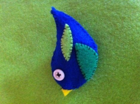 .  Make a robin plushie in under 60 minutes Version posted by Johanna1990 J. Difficulty: Simple. Cost: No cost.