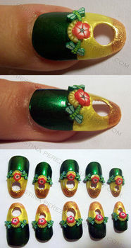 Medium nailart 7