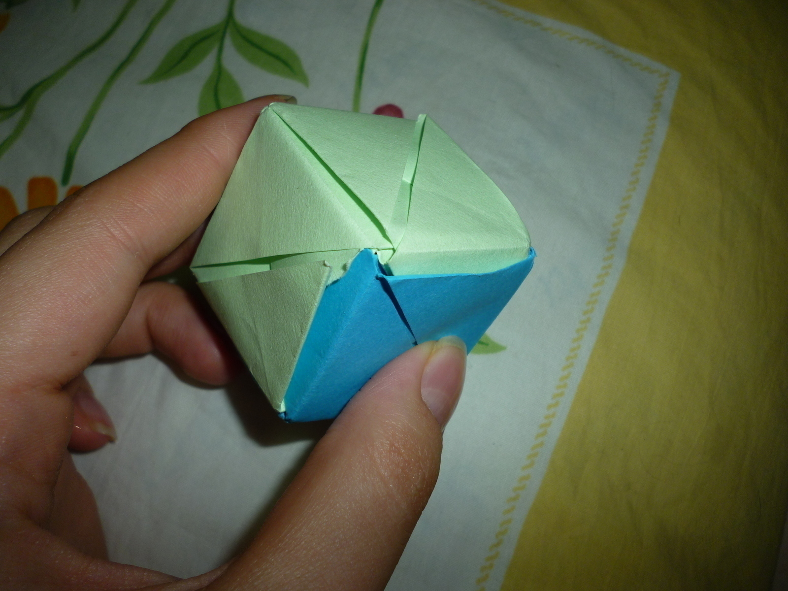 Magic Rose Cube · An Origami Shape · Paper Folding and ... - photo#50