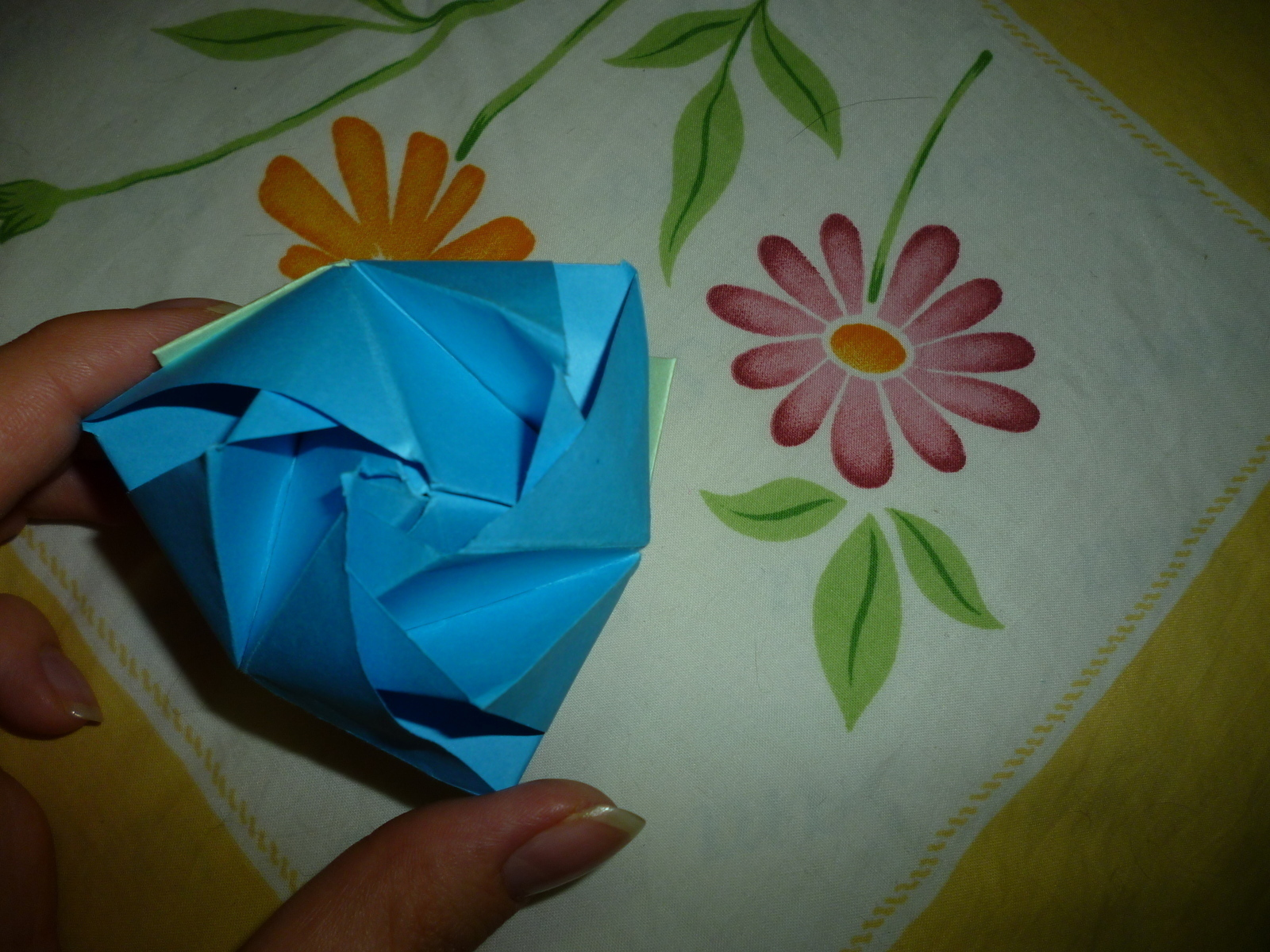 Magic Rose Cube · An Origami Shape · Paper Folding and ... - photo#41