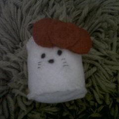 Hello Kitty Marshmallow Plush