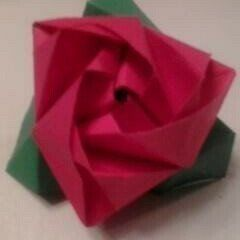 Magic Rose Cube