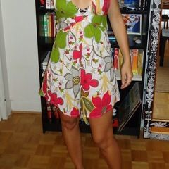 Beach Dress From Shirt Dress
