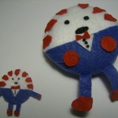 Peppermint Butler Plushie