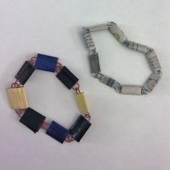 Paperclip Bracelets