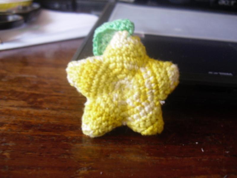 Amigurumi Paopu Fruit : Amigurumi Paopu Fruit Kh ? How To Make A Shape Plushie ...