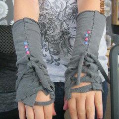T Shirt Gloves