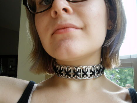 I love soda way too much. .  Make a pop tab necklace in under 40 minutes using yarn and can tabs. Inspired by clothes & accessories. Creation posted by mlarmalade. Difficulty: Easy. Cost: No cost.