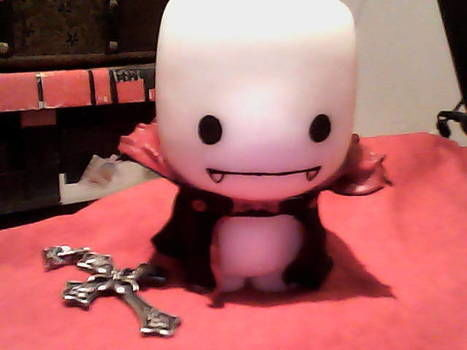<3 .  Free tutorial with pictures on how to make a food plushie in under 180 minutes by molding with acrylic paint and clay. Inspired by domo kun, domo kun, and gothic. How To posted by Zahiara . Difficulty: Simple. Cost: 3/5. Steps: 16