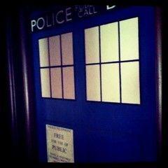 My Tardis Door