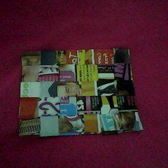 Magazine Coaster