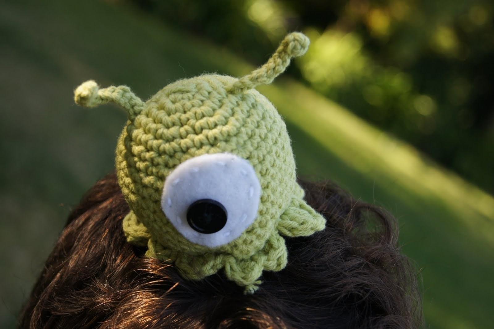 how to make alien hat