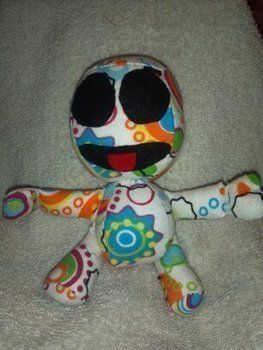 .  Make a Sackboy plushie by sewing Version posted by wkhe7. Difficulty: Simple. Cost: Cheap.