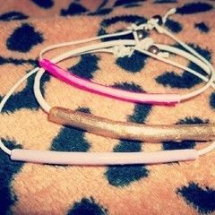 Minimalist Bracelets
