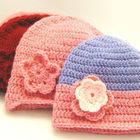 Double Crochet Beanie Tutorial For Beginners