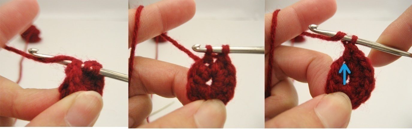 Double Crochet Beanie Tutorial For Beginners 183 How To Make A Floral Beanie 183 Crochet On Cut Out