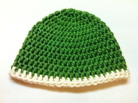Super Warm for Winter .  Make a stripy beanie in under 90 minutes by crocheting with crochet hook and bulky yarn . Inspired by clothes & accessories. Creation posted by Princess Pam-attitude . Difficulty: Simple. Cost: Cheap.