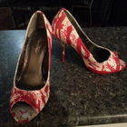 Homemade Killer Shoes