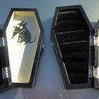 Frankenweenie Casket Ring Boxes