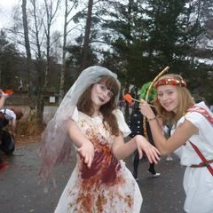 Zombie Wedding Dress