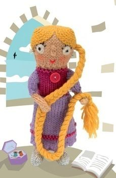 Fairy Tale Knits .  Free tutorial with pictures on how to make a princess plushie in under 180 minutes by crocheting with yarn, yarn, and yarn. Inspired by rapunzel. How To posted by Andrews McMeel. Difficulty: 3/5. Cost: Cheap. Steps: 10