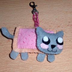 Nyan Cat Plushie / Keychain