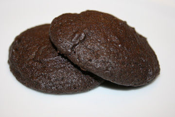 Medium chocolatedrops