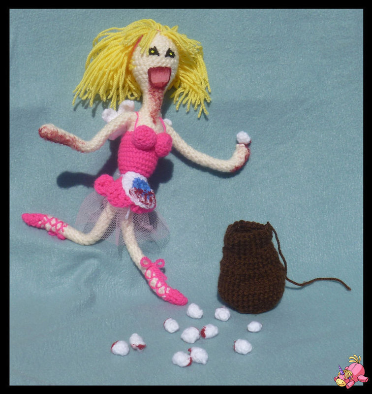 Tooth Fairy ? A Food Plushie ? Crochet and Amigurumi on ...