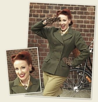 Style Me Vintage .  Free tutorial with pictures on how to style a victory roll in under 30 minutes by applying makeup and hairstyling with comb, hairspray, and bristle brush. How To posted by Anova. Difficulty: 3/5. Cost: Absolutley free. Steps: 11