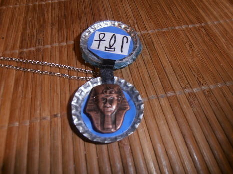 .  Make a bottle cap pendant in under 30 minutes Version posted by DesieThatsme. Difficulty: Simple. Cost: Absolutley free.