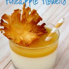How To Make Pineapple Flowers