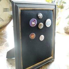 Pinback Button Display