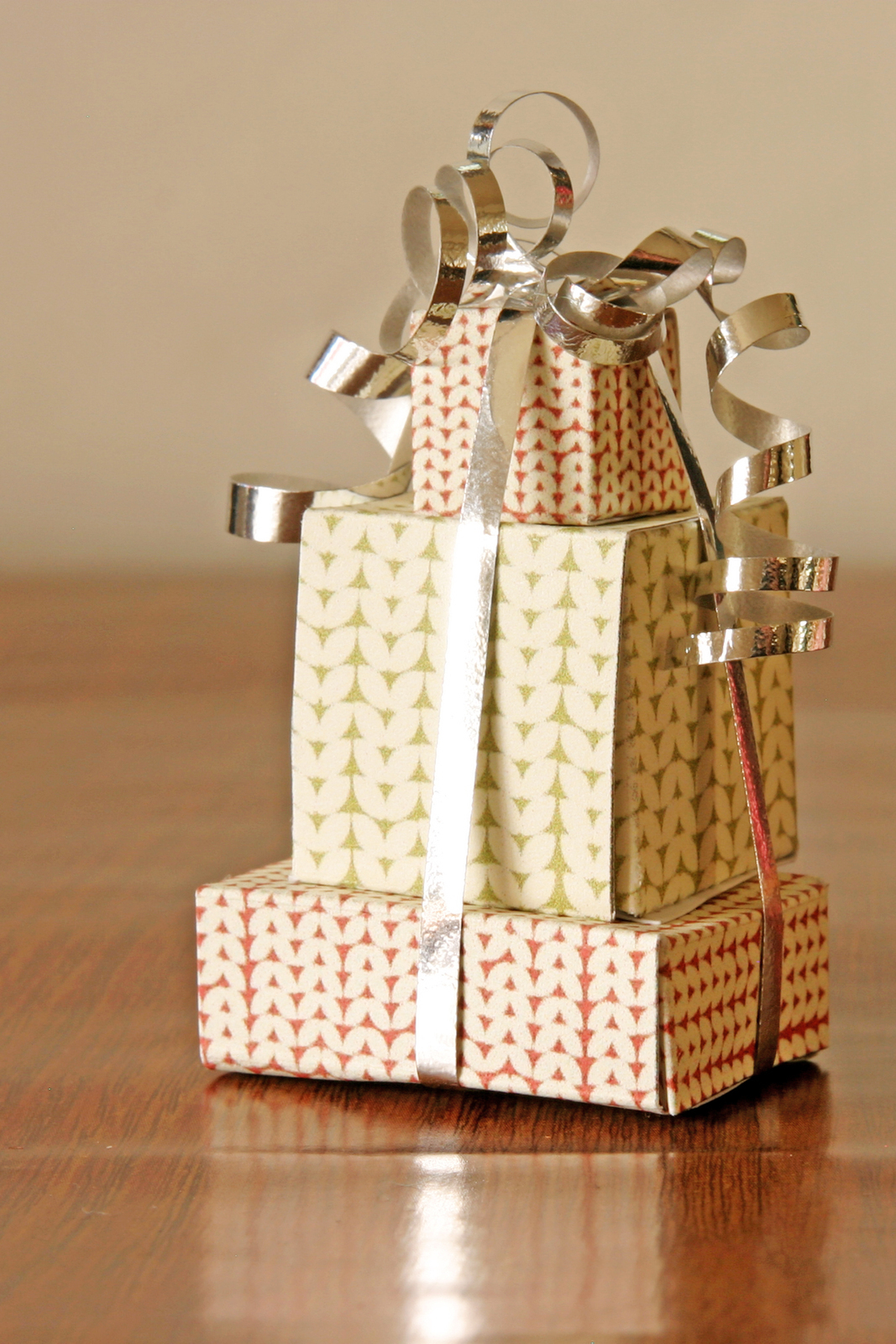 Tiny Gift Boxes 183 How To Make A Paper Box 183 Papercraft And