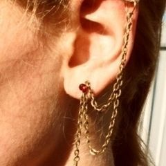 D.I.Y Cuff Earring