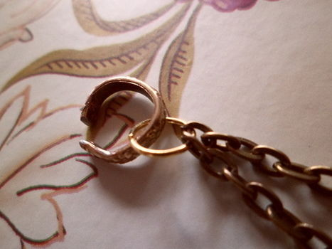 Because I'm to lazy too go to the shops ;) .  Free tutorial with pictures on how to make a chain earring in under 12 minutes using jump rings, pendant(s), and earring studs. Inspired by steampunk and clothes & accessories. How To posted by Sparkles. Difficulty: Easy. Cost: Absolutley free. Steps: 5